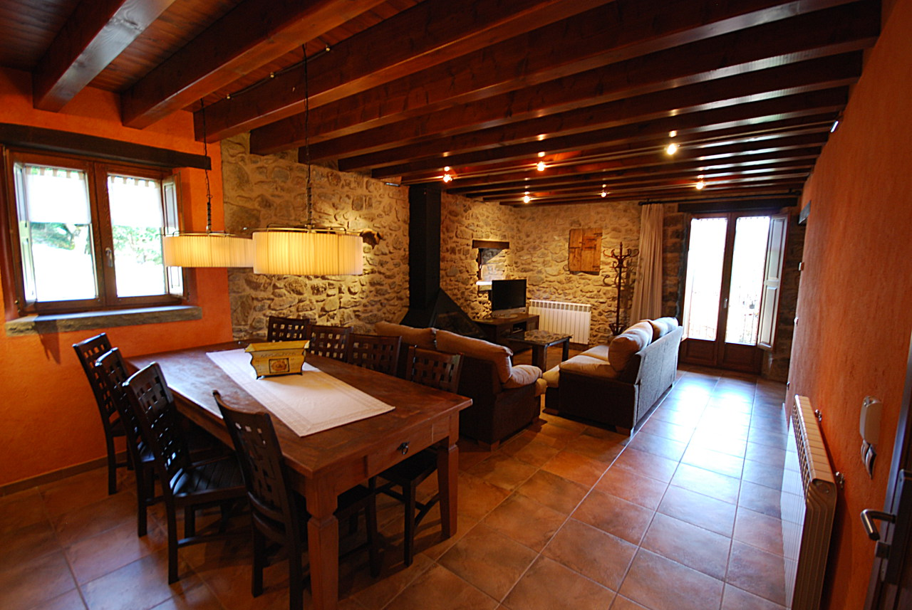 Family apartment in Ribes de Freser