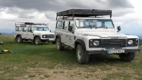 4x4 excursions in the Valley of Ribes