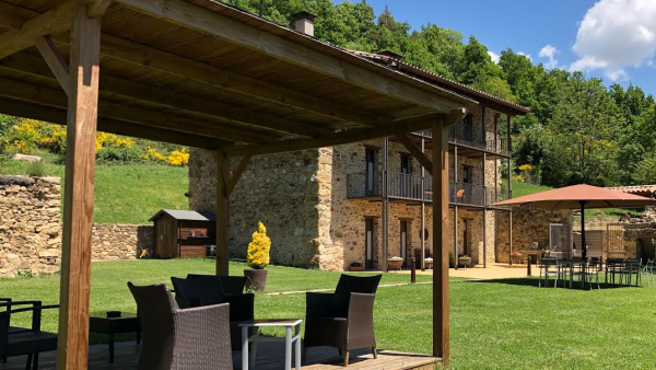 Full house rental, country lodge in Ribes de Freser